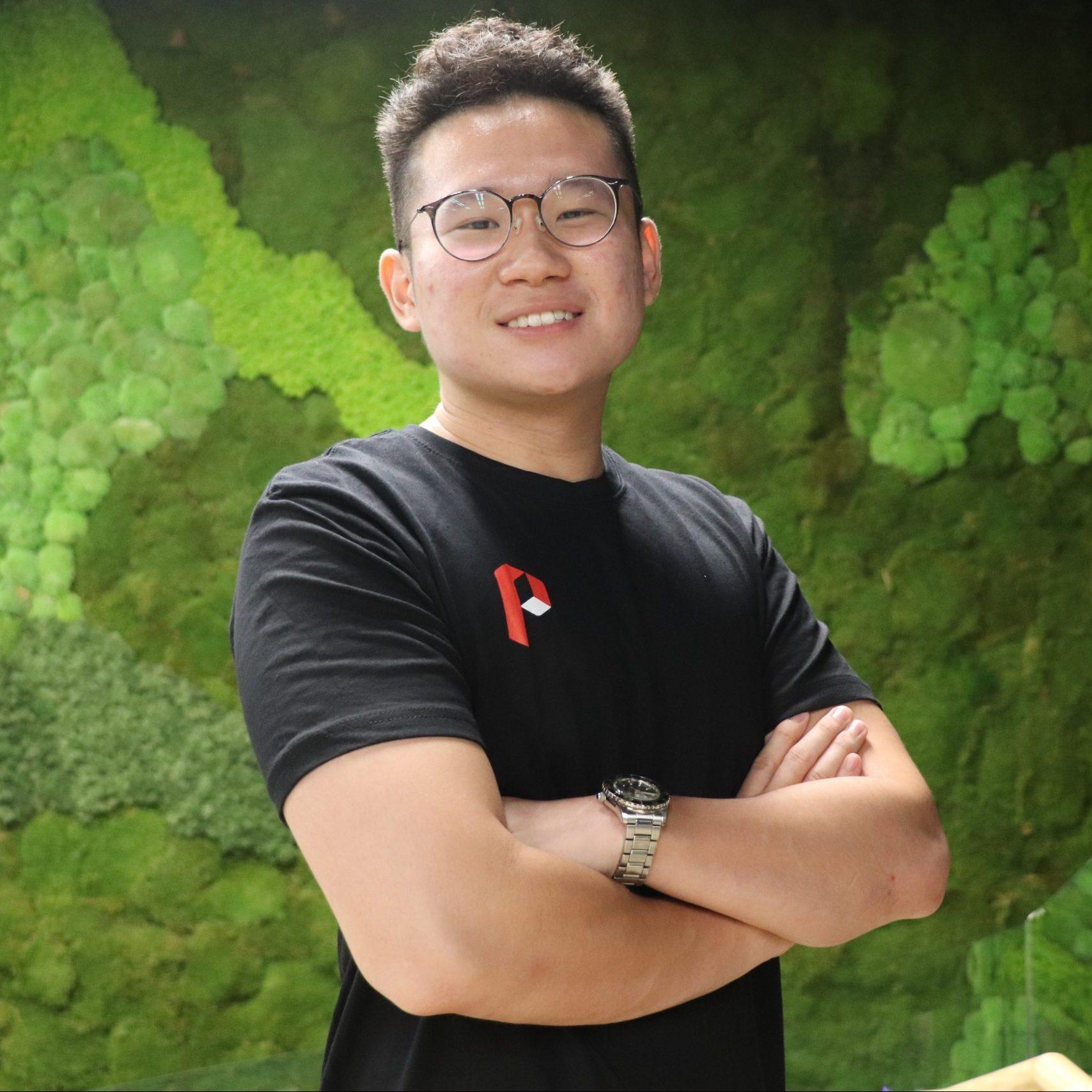 Jarod Hong